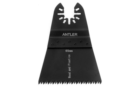 Antler 65mm Coarse Blades Compatible withDewalt Stanley Worx F30 Black & Decker Erbauer Oscillating Multitool