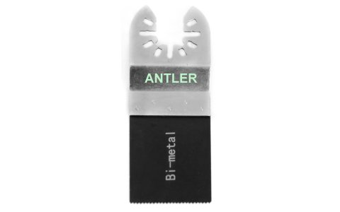 Antler 35mm Bi Metal Blades Compatible with Dewalt Stanley Worx F30 Erbauer Black & Decker Oscillating Multitool QAB35BM